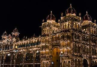 The History of Mysore Palace