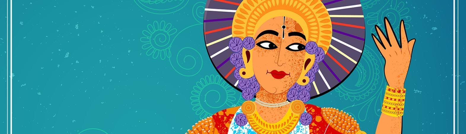 Art and Karnataka – a Stunning Heritage