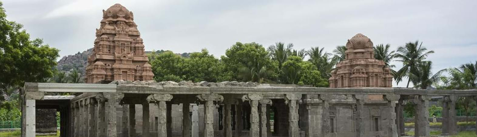 Forts and Museums in Vellore