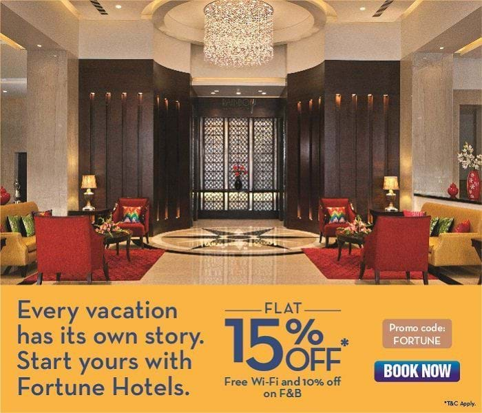 Avail Discounts – Use Promo Code: FORTUNE