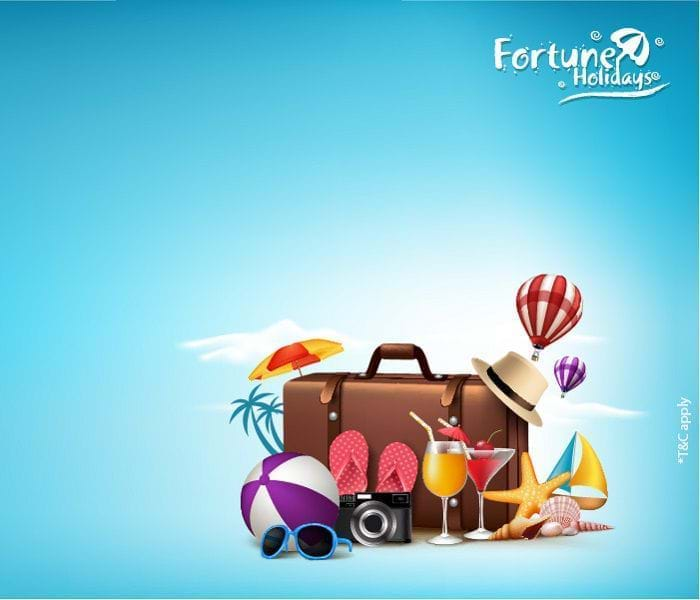 Fortune Holidays Summer Packages 2017