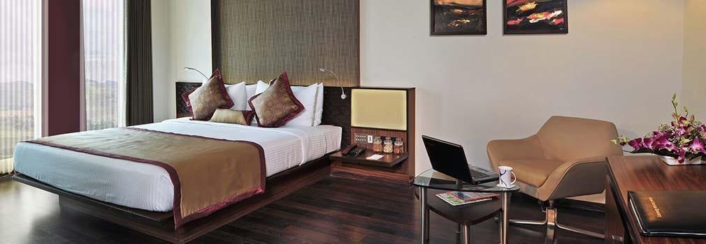 Fortune Inn Exotica,Hinjawadi–Hotels in Pune Room