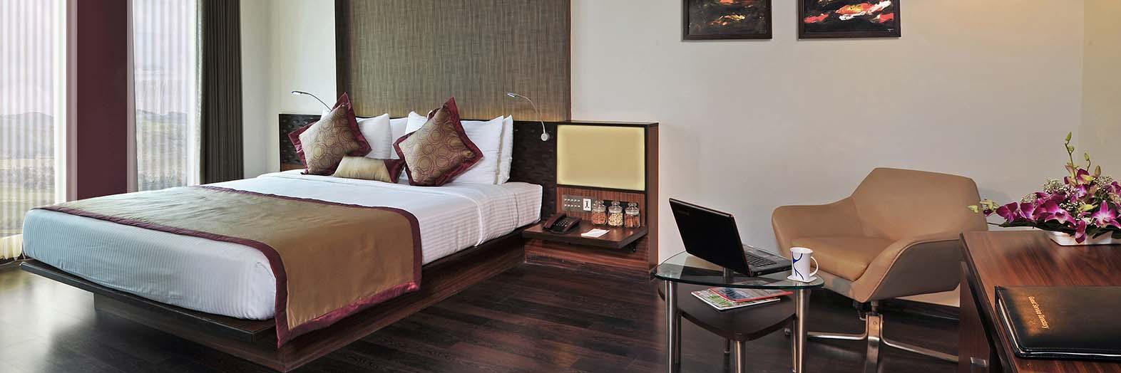 Fortune Inn Exotica, Hinjawadi–Hotels in Pune Room