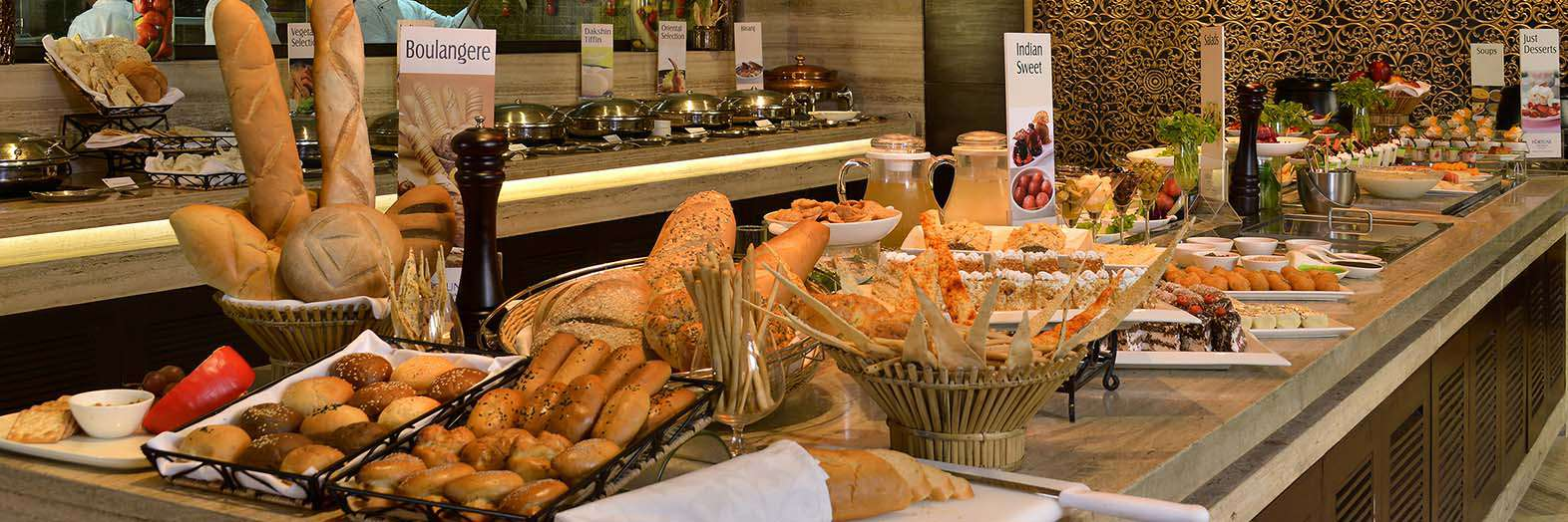 Fortune Inn Grazia – Gaziabad Hotels Dining