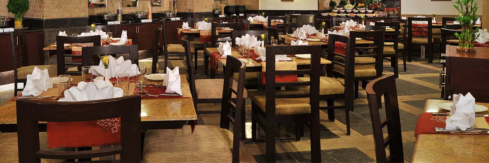 Fortune Inn Haveli – Gandhinagar Hotels Dining