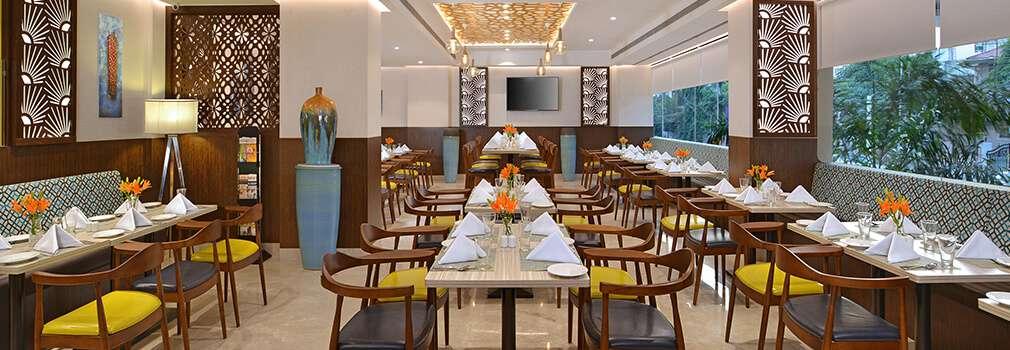 Fortune Inn Promenade – Dining