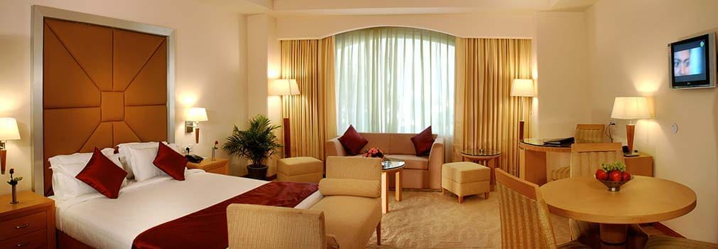 Fortune Inn Riviera – Hotels in Jammu Room