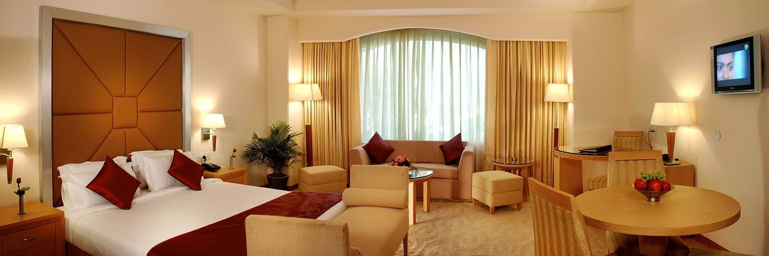 Fortune Inn Riviera – Hotels in Jammu Room