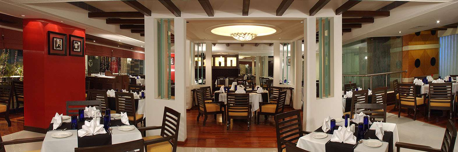 Fortune Inn Riviera – Hotels in Jammu Dining