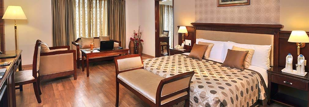 Fortune JP Palace – Hotels in Mysore Room
