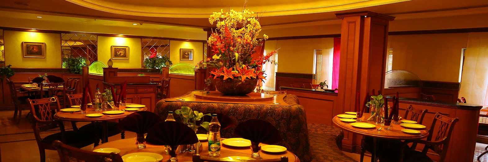 Restaurants in Tirupati