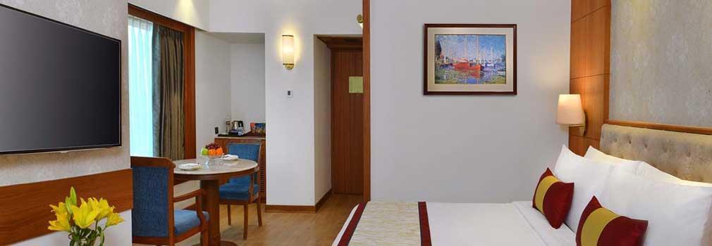 Fortune Landmark – Hotels in Ahmedabad Room