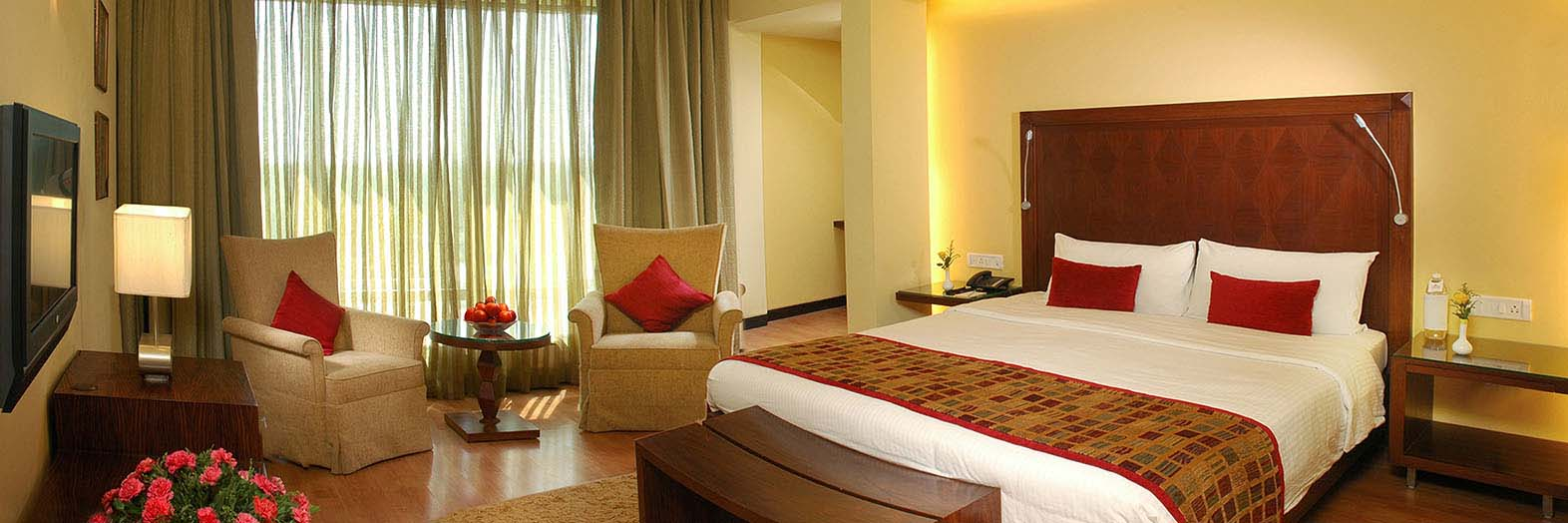 Accomodation in Indore