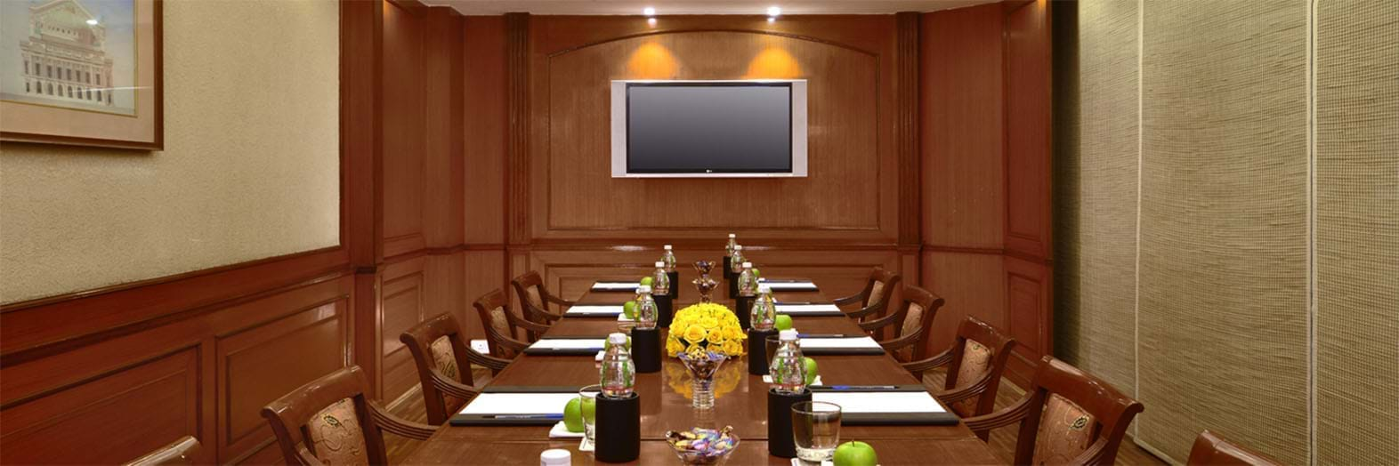 Hotels in Ahmedabad - Meeting Venues