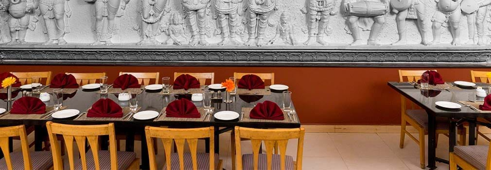 Fortune Pandiyan Hotel – Hotels in Madurai Dining