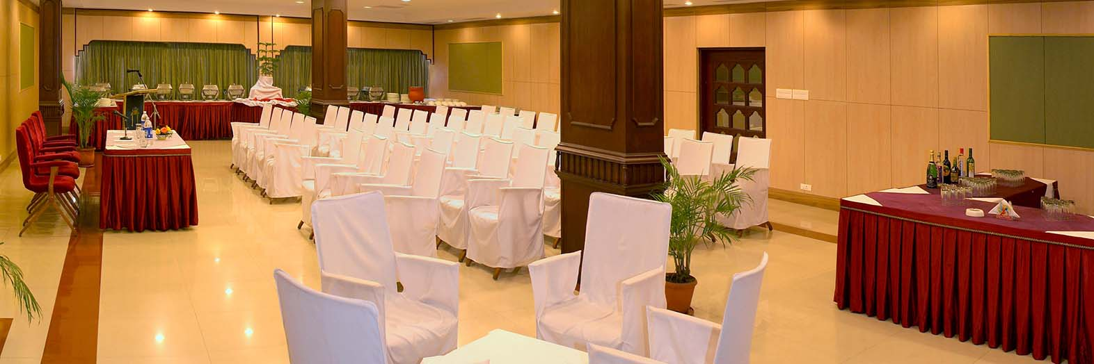 Fortune Pandiyan Hotel – Meeting Venue