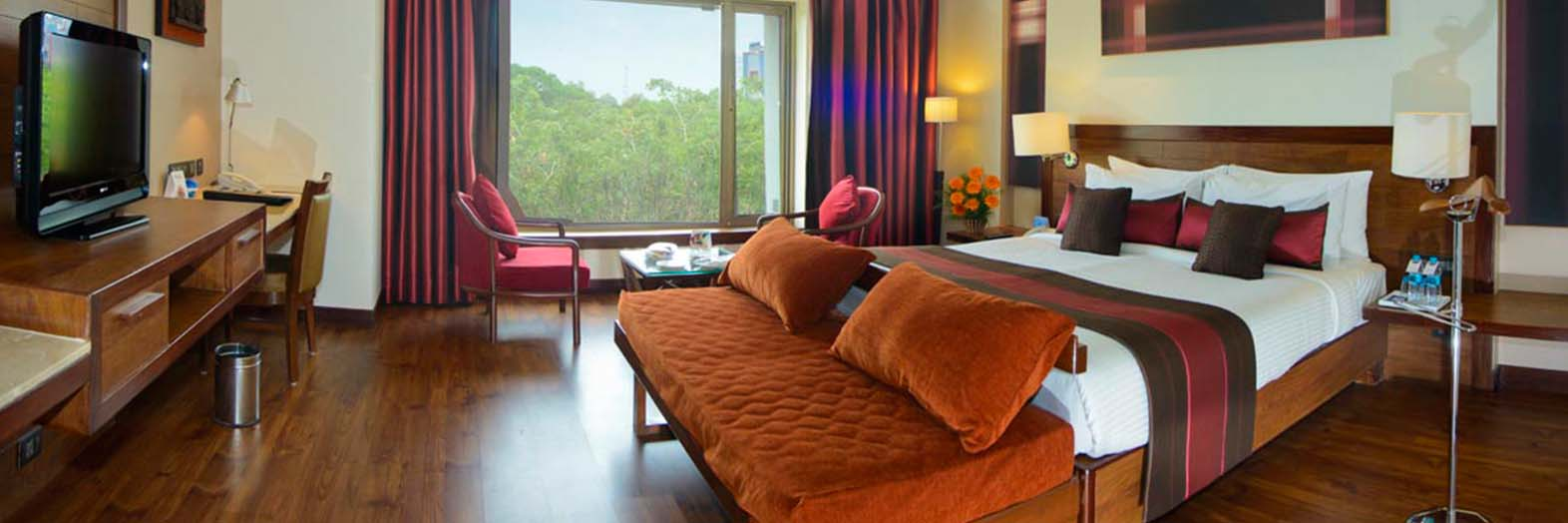 Fortune Pandiyan Hotel – Hotels in Madurai Room
