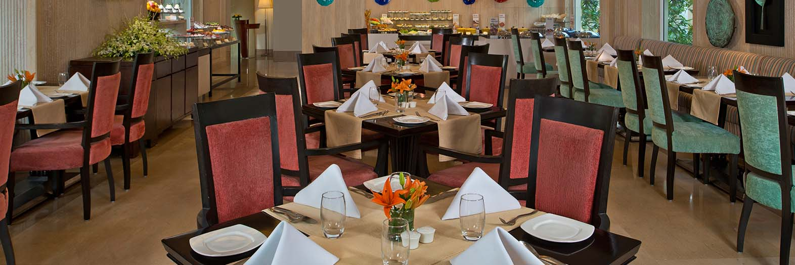 Fortune Park – Ahemdabad Hotels Dining
