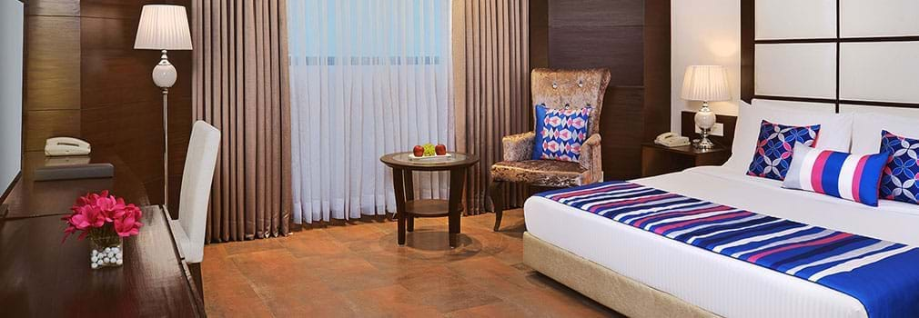 Fortune Park Haridwar Room