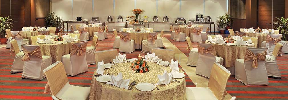 Fortune Park Boulevard – New Delhi  Meeting Venue