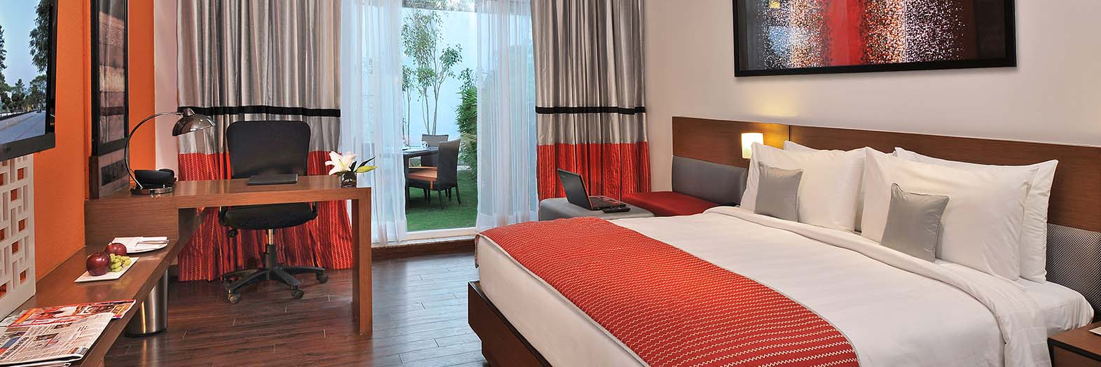 Fortune Park Boulevard –Hotels in  New Delhi  Room