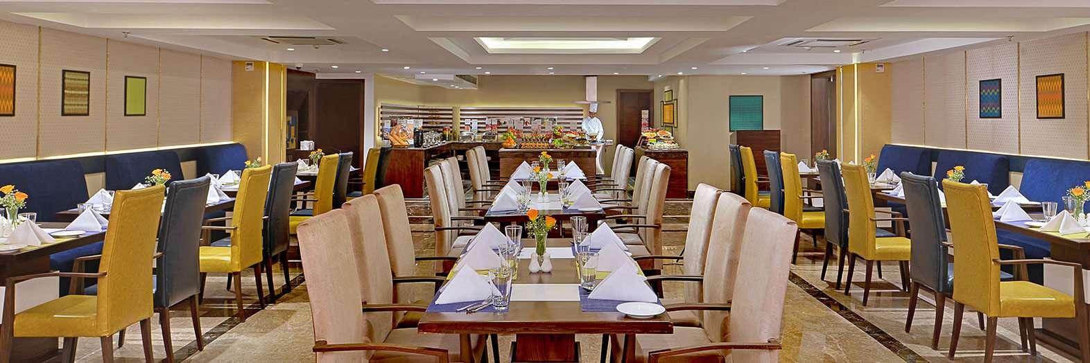Fortune Park Haridwar Dining