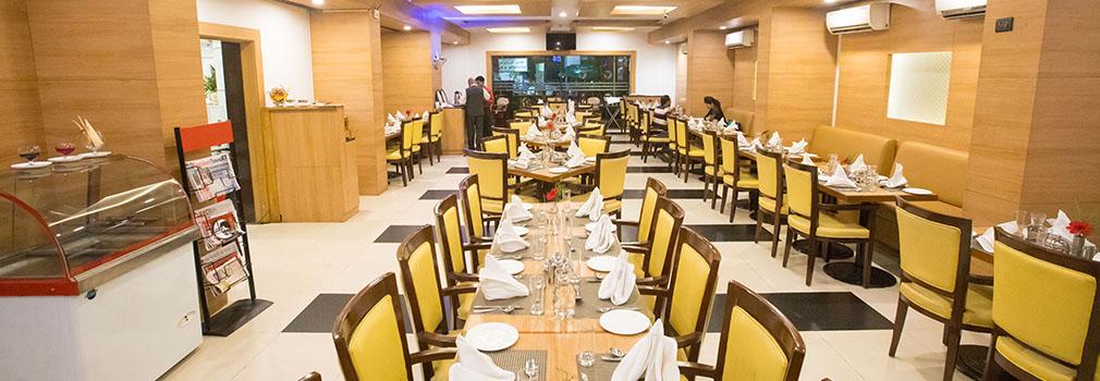 Fortune Park JP Celestia –Bengaluru Hotels Dining