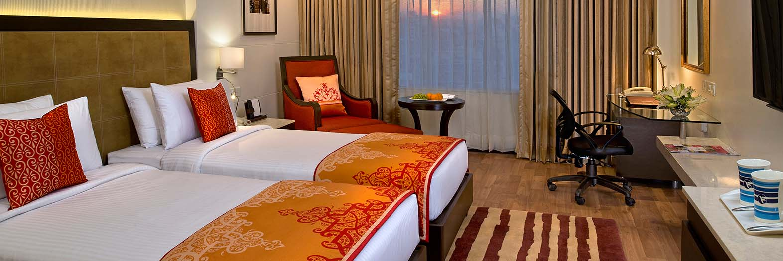 Accomodation in Rajkot