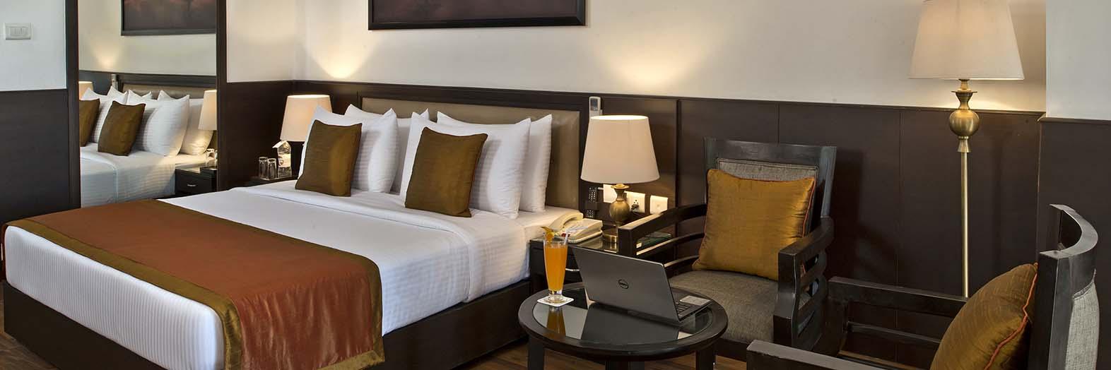 Fortune Park Moksha – Hotels in McLeod Ganj Room