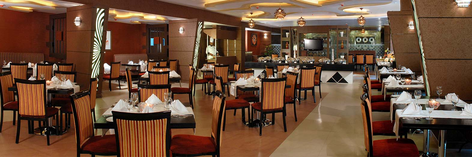 Fortune Park Vallabha–Hotels in Hyderabad  Dining