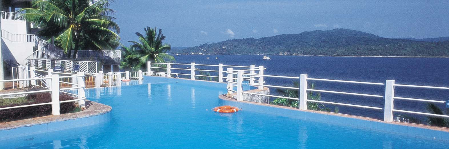 Fortune Resort Bay Island, Port Blair - Diary
