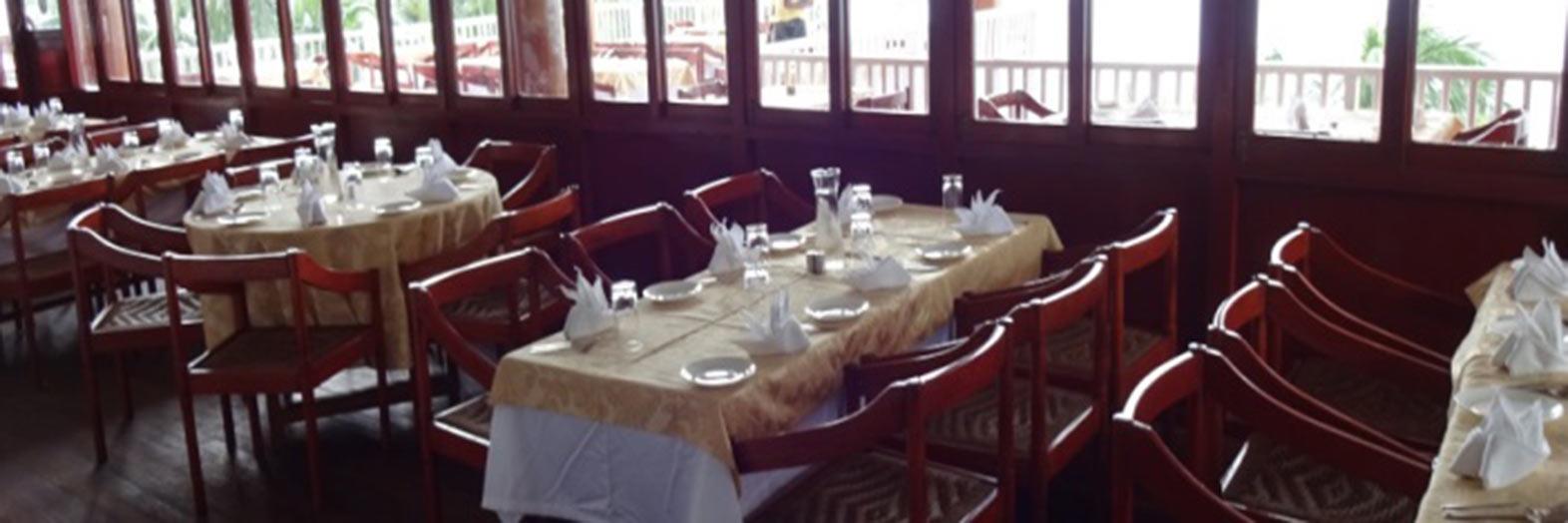 Fortune Resort Bay Island – Dining Room