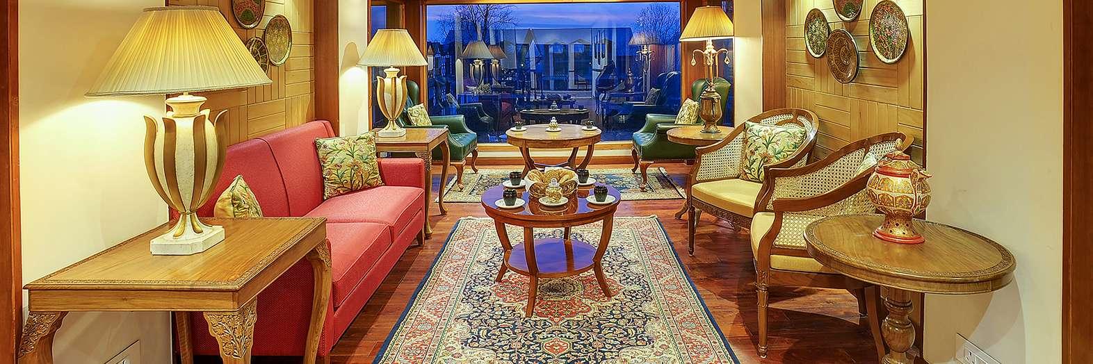 Fortune Resort Heevan, Srinagar