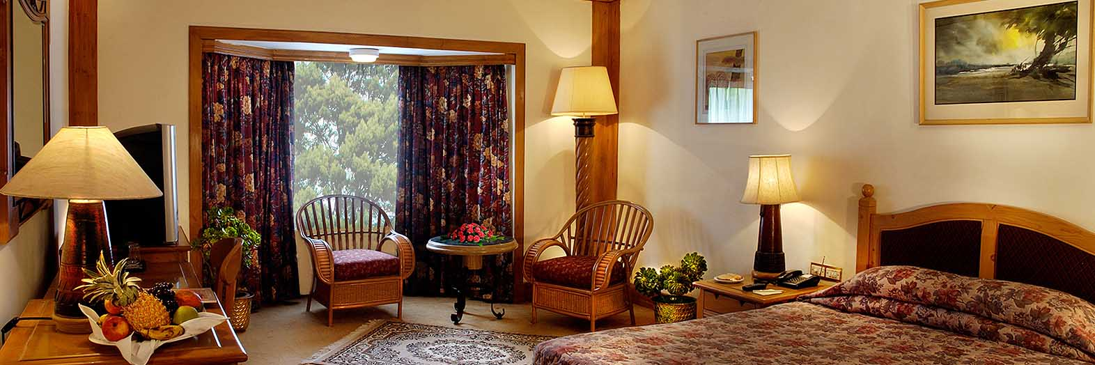 Fortune Resort Sullivan Court –Hotels in Ooty Room