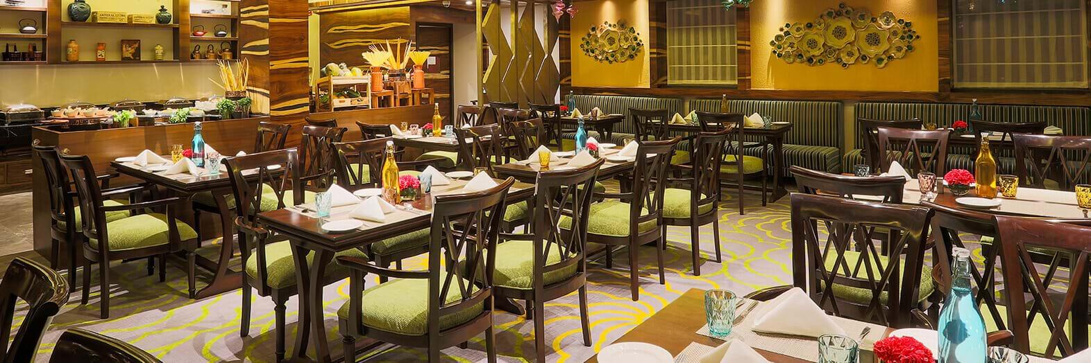 Fortune Select Cedar Trail Mashobra - Dining