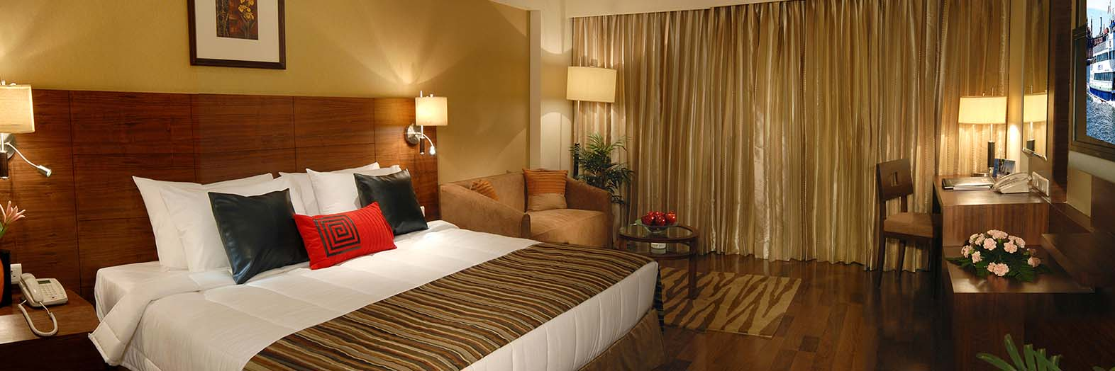 Fortune Select Exotica – Hotels in Mumbai Room
