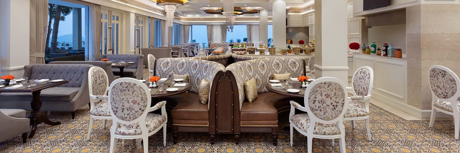 Restaurants in Solan