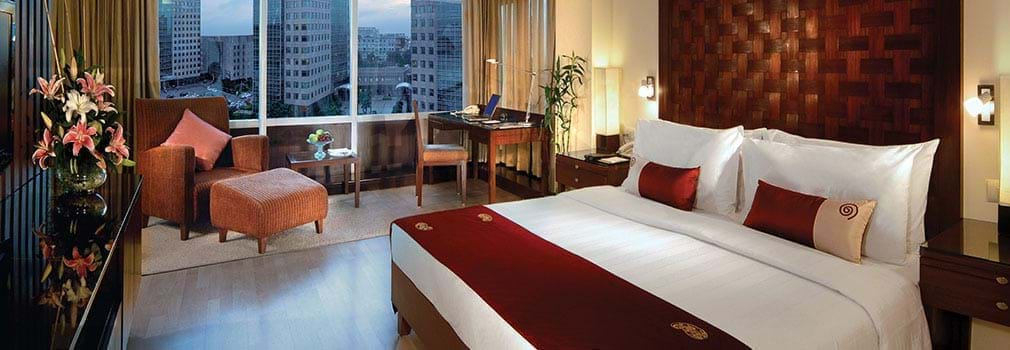 Fortune Select Global – Hotels in Gurgaon Room