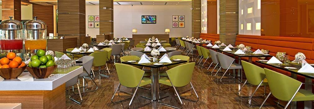 Fortune Select Grand – Chennai Hotels Dining