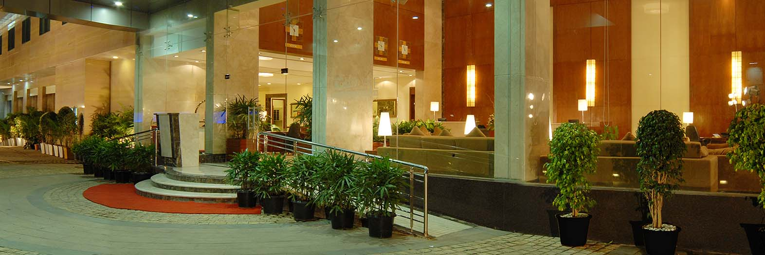 Fortune Select JP Cosmos, Bengaluru