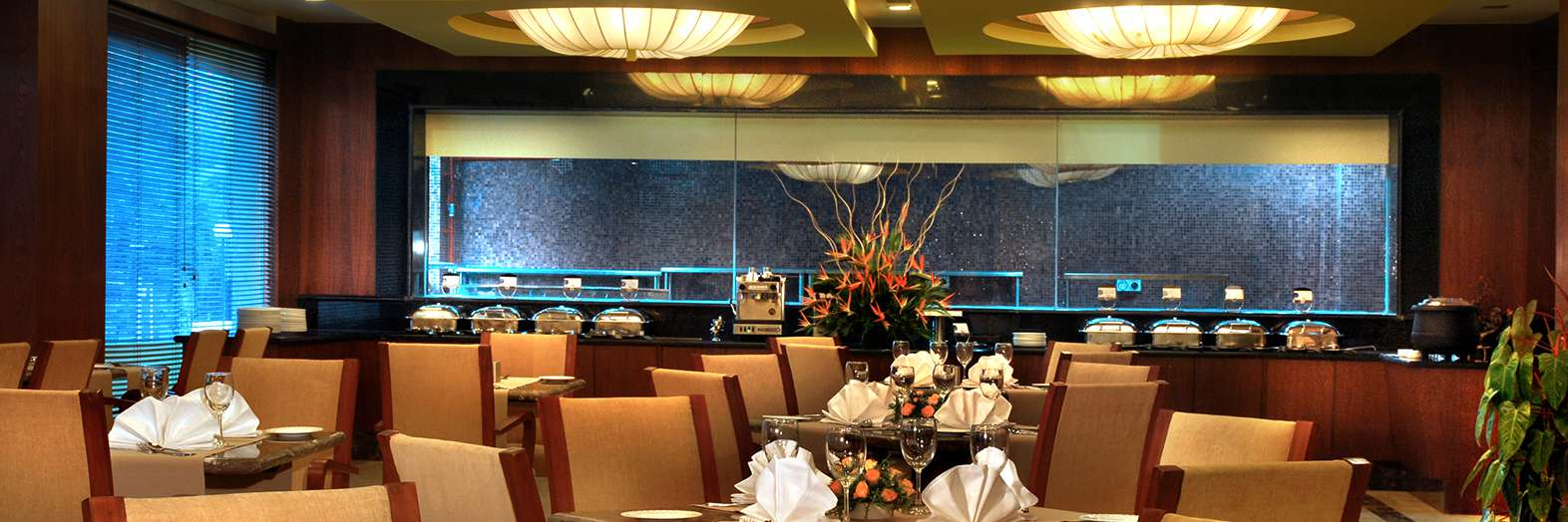 Fortune Select JP Cosmos – Bengaluru Hotels Dining