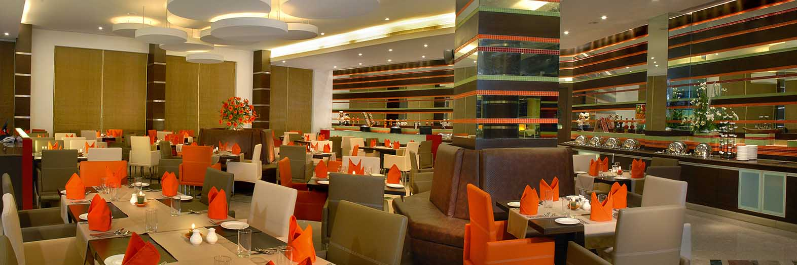 Fortune Select Trinity – Bengaluru Hotels Dining