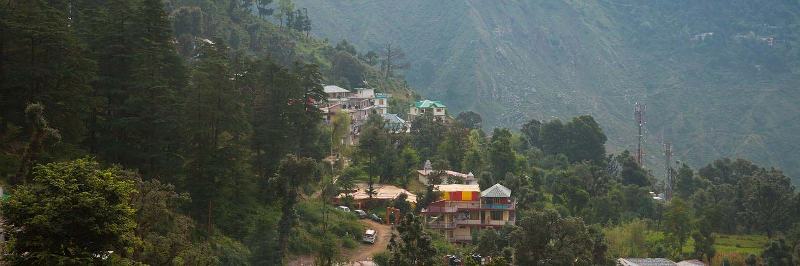 Mcleodganj City