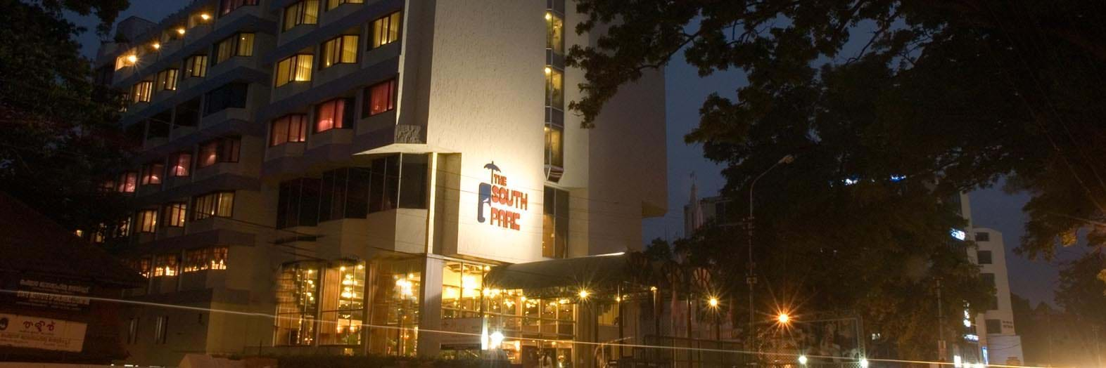 Hotels in Trivandrum  - Fortune Hotel The South Park