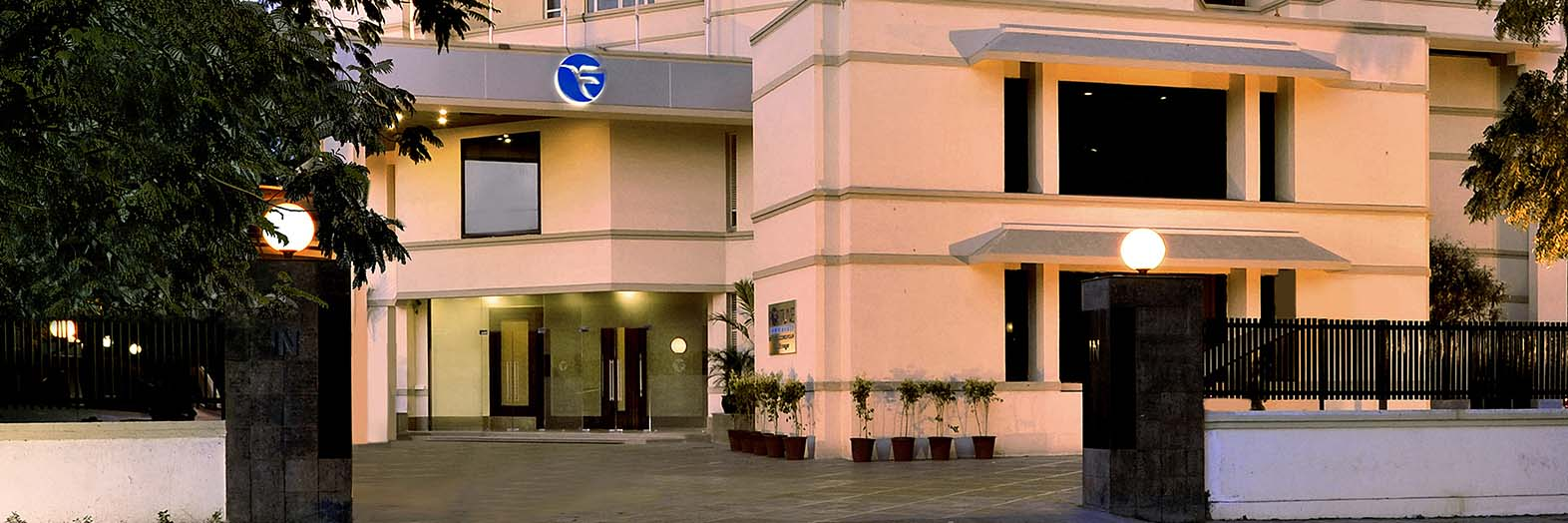 Hotels in Gandhinagar - Fortune Inn Haveli