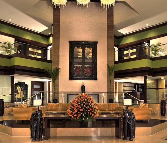 Gandhinagar Hotels Overview