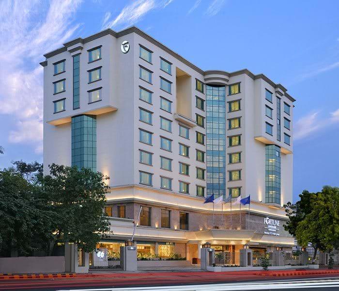 Hotels in Ahmedabad - Fortune Landmark