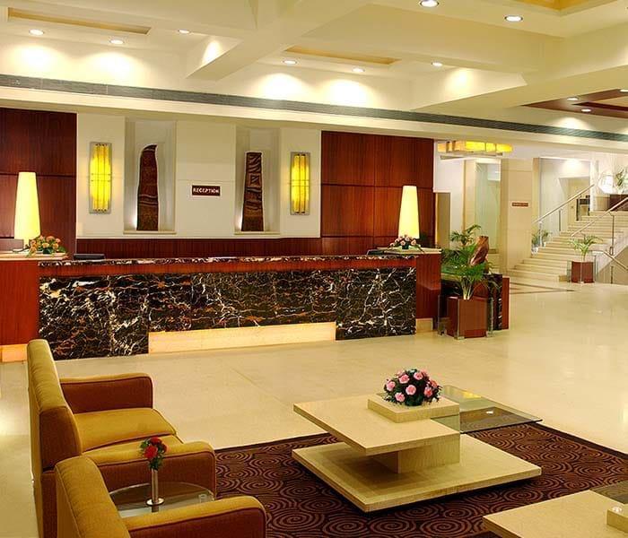 Hotels in Vijayawada - Fortune Murali Park