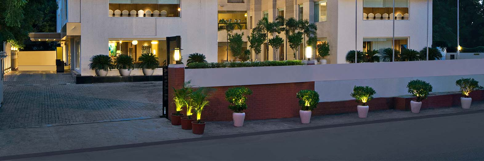 Hotels in Ahmedabad - Fortune Park