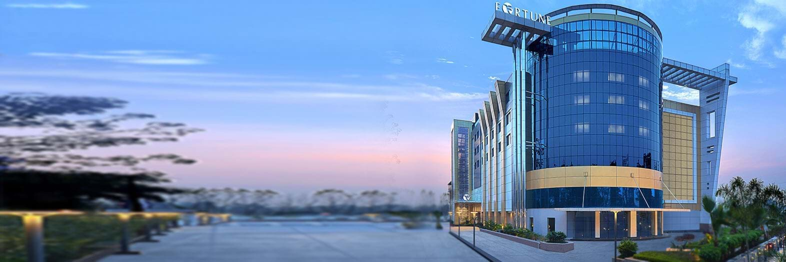 Hotels in Haridwar - Fortune Park, Haridwar